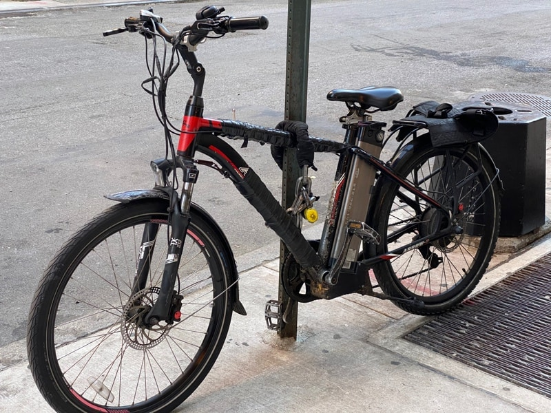 Mystery Of The Nyc Arrow E Bike Brand Road Bike Rider Cycling Site